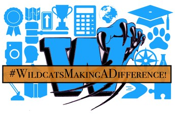 #WildcatsMakingADifference!