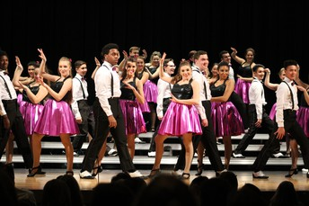 MUSTANG EXPRESS EARNS 2ND PLACE AT OHIO STATE UNIVERSITY SHOWCHOIR INVITATIONAL
