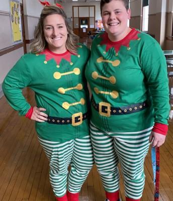 Ms. Willard + Ms. Jones