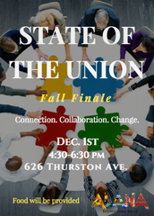State of the Union: Fall Finale