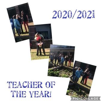 2020/21 Teacher of the Year