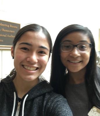 Winners of Congressional App Challenge!