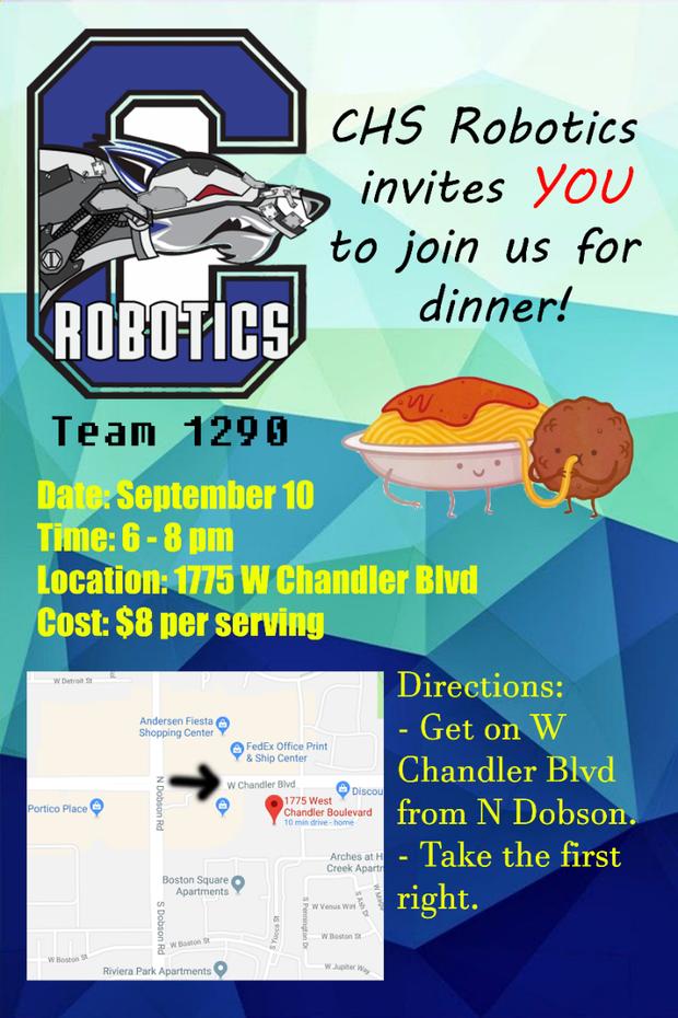 Robotics Flyer