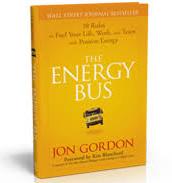 Book Study:  The Energy Bus by Jon Gordon