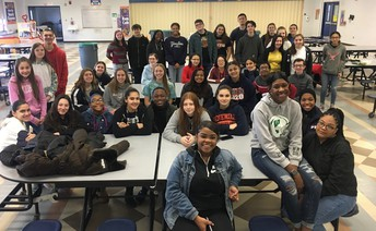 Students Honor Martin Luther King, Jr. with Day of Service