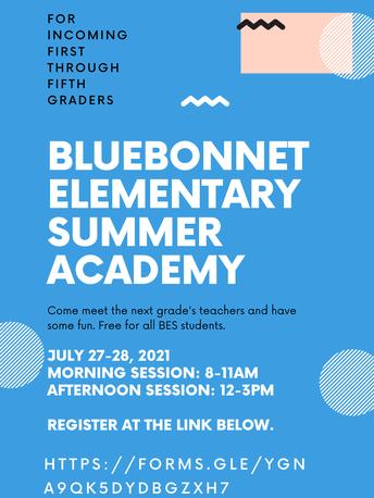 BES Summer Academy