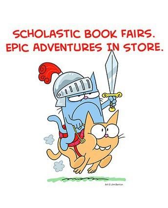 Book Fair - Ends Today!