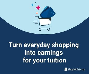 SCRIP - Reduce your school tuition for 2021-22