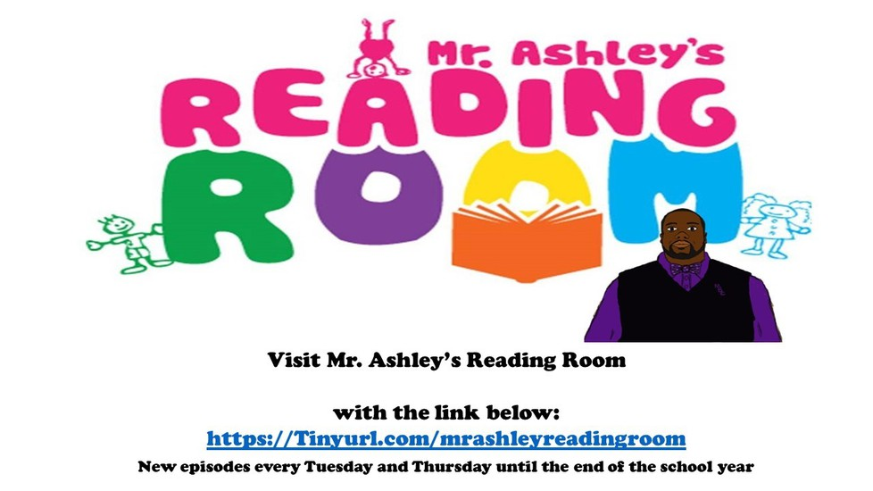 click here to visit Mr. Ashley's Reading Room