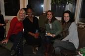 Leslie, Tanisha, Jennifer, Kristen