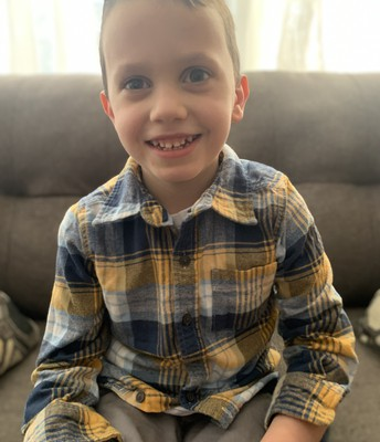 Kindergarten - Ethan
