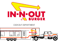 In-N-Out Cookout Fundraiser - Tuesday, 05/11 @ 5:30 p.m.
