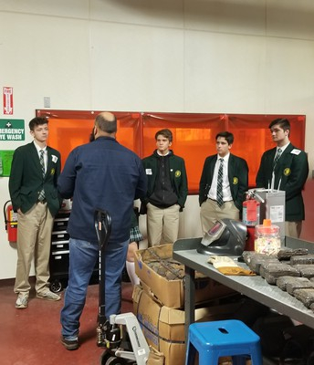 Will Carlton students try Welding on for size