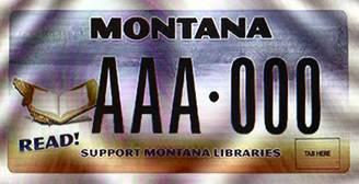 Montana Specialty Plates