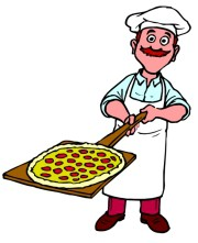 First Pizza Night This Weekend (Maybe)