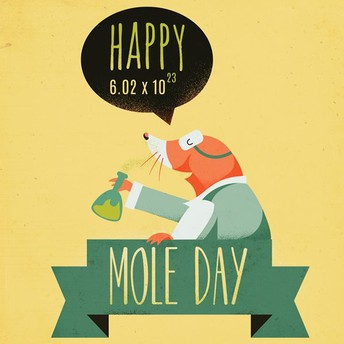 Happy Belated Mole Day