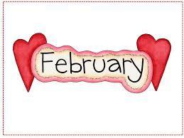 Happy February!
