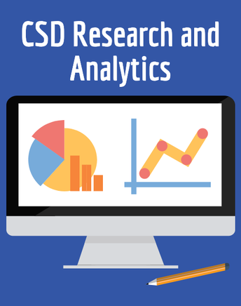 CSD Research and Analytics Updates