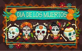 Spanish Practice Dia de los Muertos Holiday