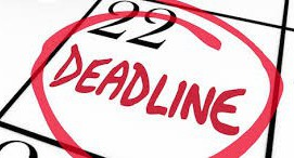 Seniors- FAFSA and College Application deadlines approaching