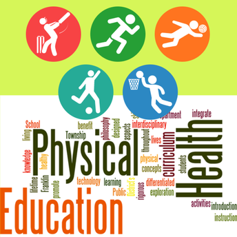 Physical Education Vision - by Mr Peter Poulton