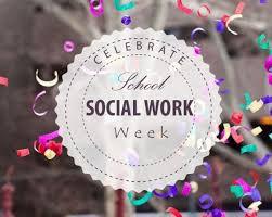 2021 School Social Work Week - March 7-13, 2021