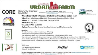 Check out the urban farm in downtown College Park