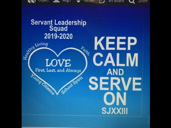 Grade 4 Servant Leadership Squad: We are Leaders!