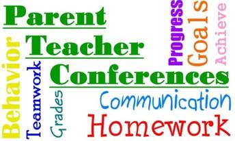 Monthly Parent Teacher Conferences