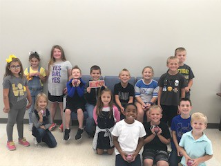 September 27th PBIS Winners