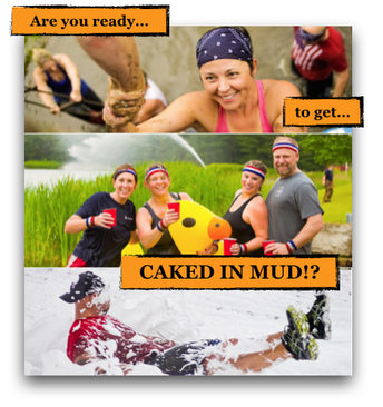 EXCLUSIVE EVENT: Bunker Hill Charity Mud Run JUNE 8th
