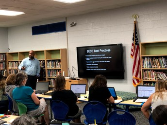 Teachers Learn SECD Best Practices