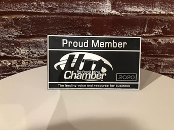 Proud Members of the Peoria Area Chamber of Commerce