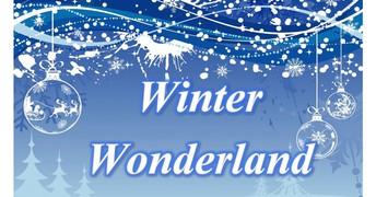 Winter Wonderland Dance Friday, December 14th