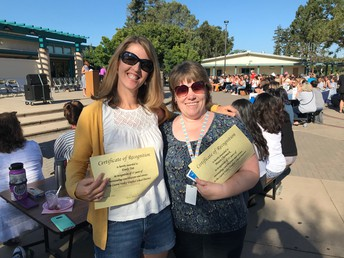 25 Years of Service in CVUSD