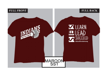 T-shirts will be available for sale at Open House August 13th 5-7pm.