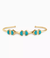 Turquoise Stone Cuff- Reg $49, SOLD