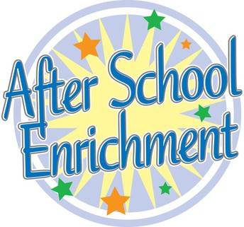After School Enrichment Classes Starting in January
