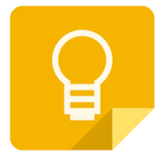 New in Google Keep! Indenting items in Your Lists