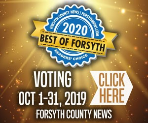 Vote for Big Creek and Mrs. Becky Smith for Best of  Forsyth!!