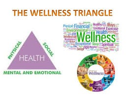 Health-Wellness Triangle
