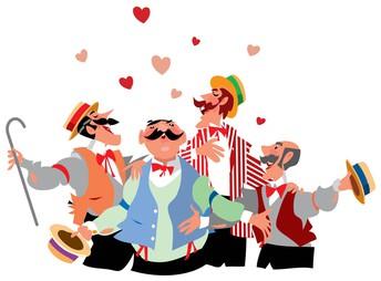 Valentine's Day Sonnet Performances