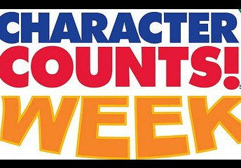 And Character Counts Week