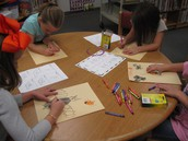 First Grade Makers