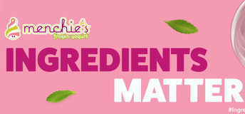 Menchie's Frozen Yogurt!