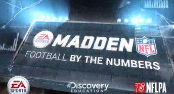 EA SPORTS Madden NFL: Football by the Numbers
