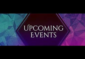 Upcoming Events (Proximos Eventos):