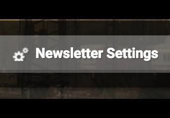 1. Locate Newsletter Settings