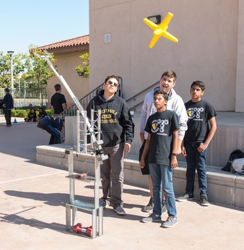 TUSD Robot Olympics