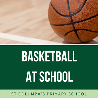 Redhage Basketball at school in Term 1